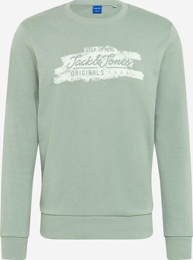 JACK & JONES Sweatshirt 'JORTORINO' in dunkelgrün, Produktansicht