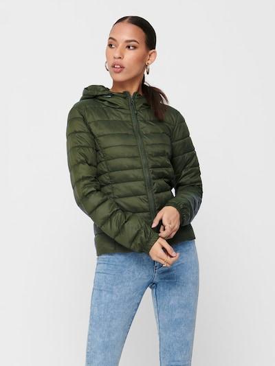 ONLY Winterjas in de kleur Groen, Productweergave