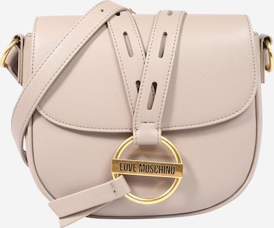 Love Moschino Tasche in gold / taupe, Produktansicht
