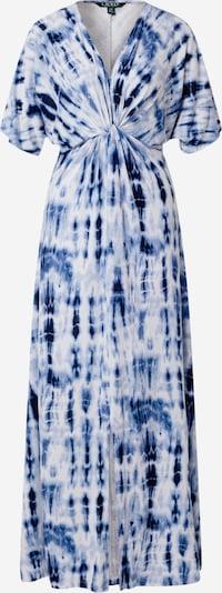 Lauren Ralph Lauren Šaty 'Niklos' - modrá / bílá, Produkt