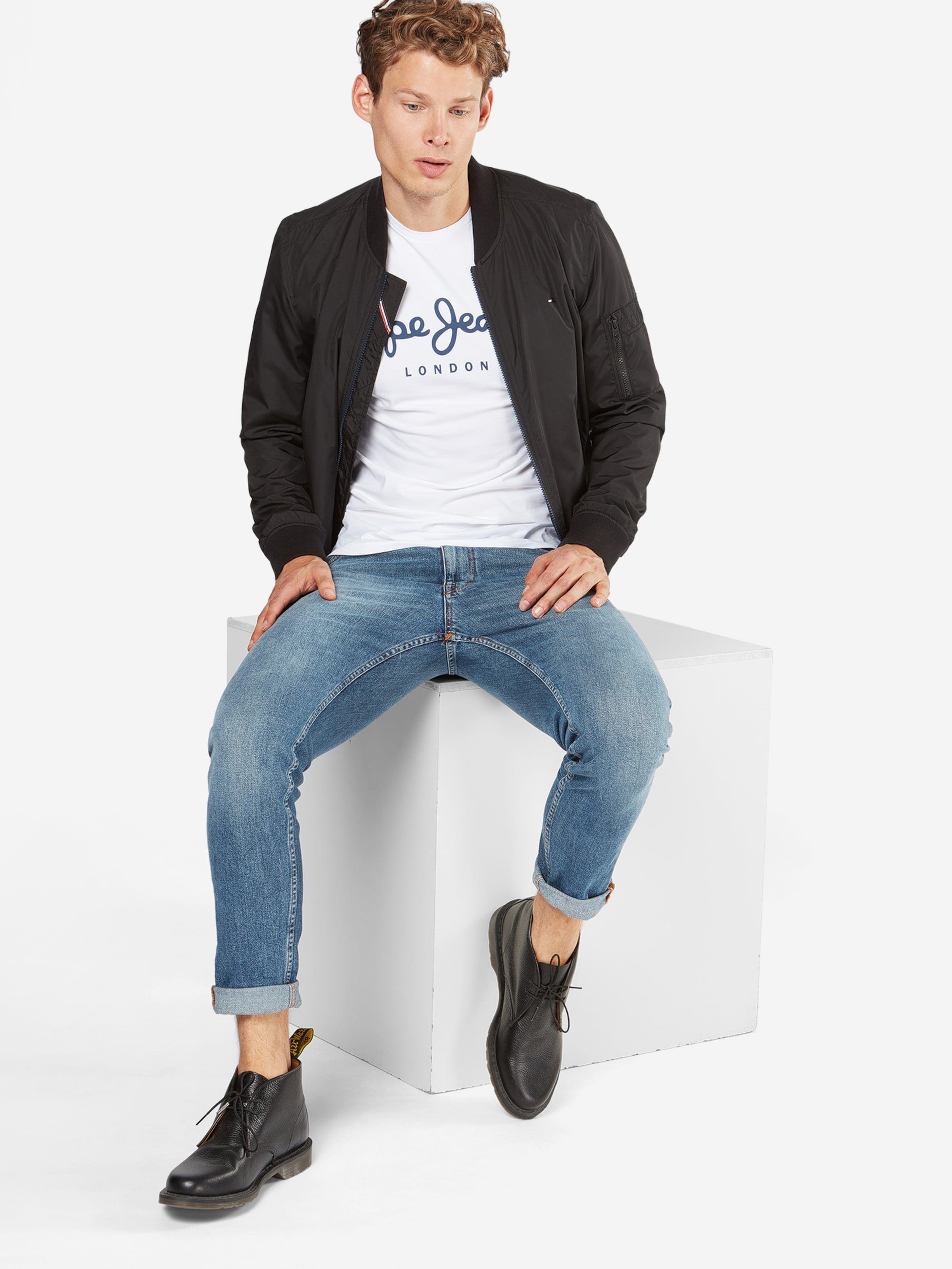 Pepe Jeans Shirt 'ORIGINAL STRETCH' Große Überraschung Günstiger Preis tBMwif5T