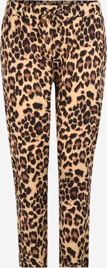 Urban Classics Curvy Kalhoty - hnědá, Produkt