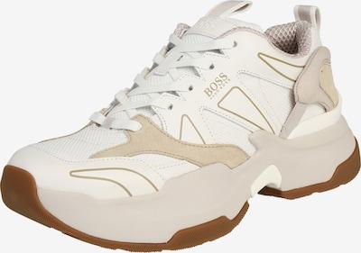 BOSS Nízke tenisky 'Ranger_Runn_nymx' - biela / šedobiela, Produkt