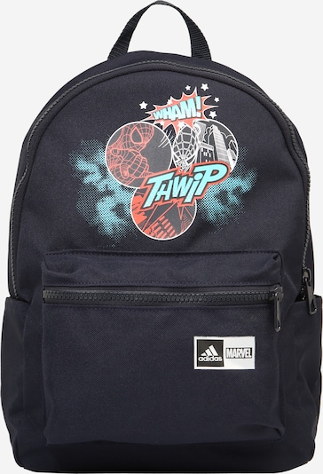 ADIDAS PERFORMANCE Rucksack 'Spider-Man Graphic' in navy / mischfarben, Produktansicht