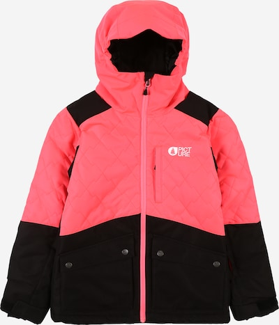 Picture Organic Clothing Sport-Jacke in dunkelpink, Produktansicht