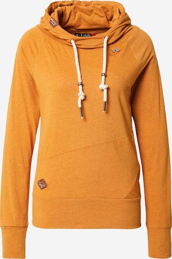 Ragwear Sweat-shirt 'Fuge' en miel, Vue avec produit