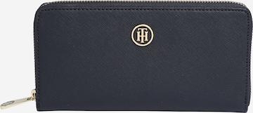 TOMMY HILFIGER Portemonnaie 'Honey' in Blau