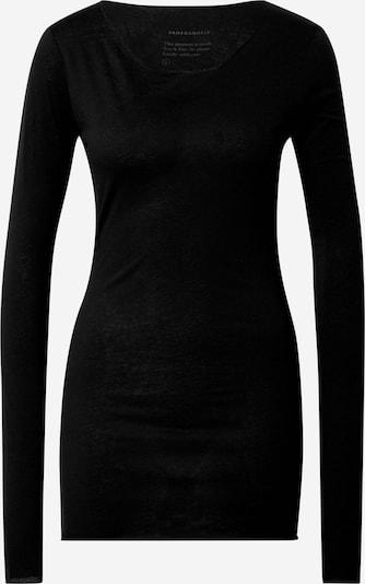 ARMEDANGELS Shirt 'EVVAA' in de kleur Zwart, Productweergave