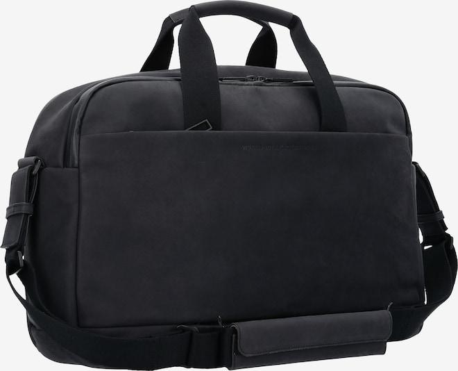 SALZEN Aktentas 'Workbag' in Zwart vbNa1rlT
