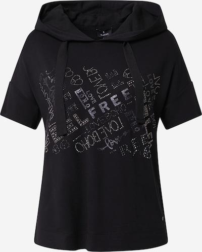 Tricou monari pe negru, Vizualizare produs