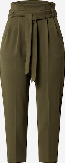 Miss Selfridge (Petite) Kalhoty se sklady v pase 'SCUBA' - olivová, Produkt