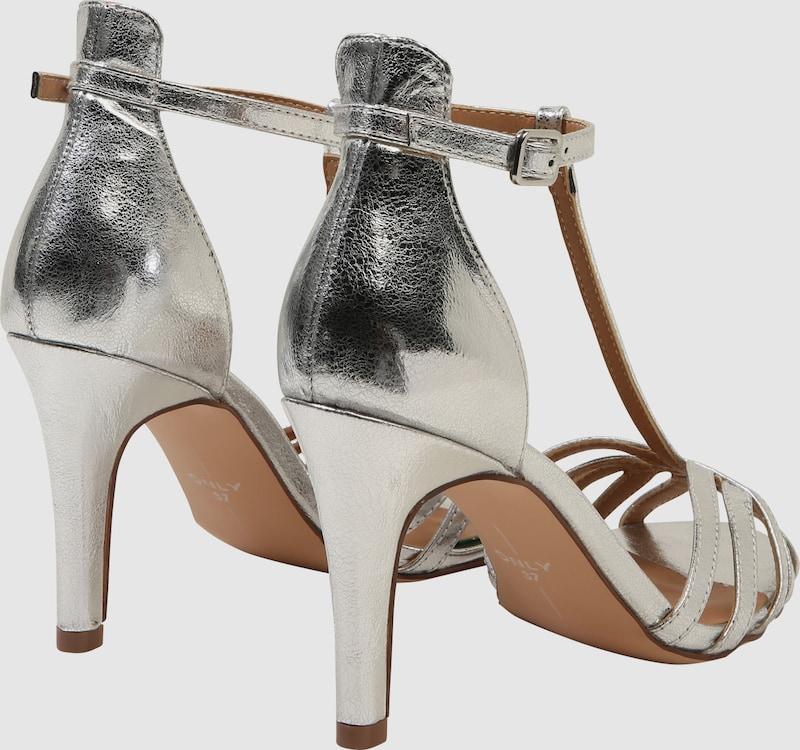 ONLY Stiletto-Sandalette 'ABBY PU HEELED SANDAL'