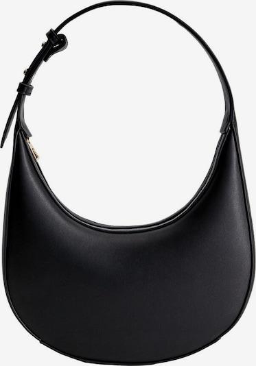MANGO Schoudertas 'Luar' in de kleur Zwart, Productweergave