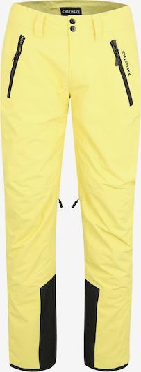 Pantaloni outdoor CHIEMSEE pe galben, Vizualizare produs