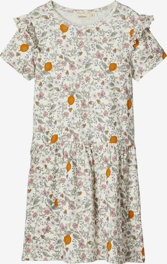 NAME IT Kleid in mischfarben / weiß, Produktansicht