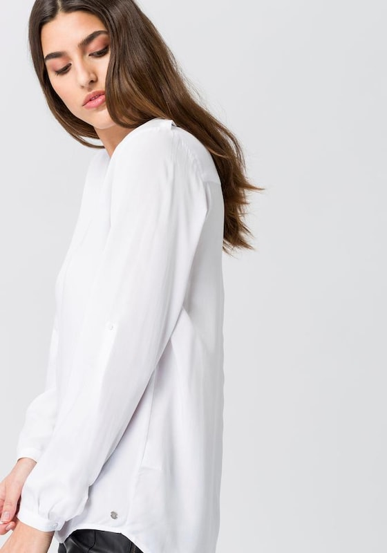 ESPRIT Tunika aus Viskose 'Sleek'