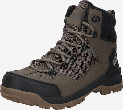 Auliniai batai 'Aspen' iš JACK WOLFSKIN , spalva - ruda / juoda, Prekių apžvalga