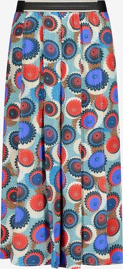 Nicowa Hose in blau / mischfarben / rot: Frontalansicht