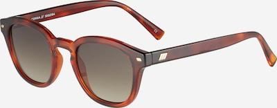 LE SPECS Okulary przeciwsłoneczne 'CONGA' w kolorze brązowym, Podgląd produktu