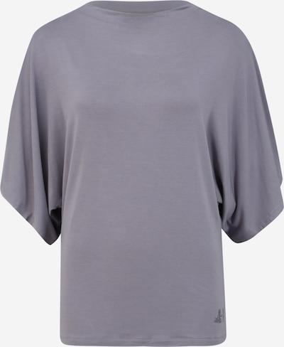 CURARE Yogawear Functioneel shirt 'batwing' in de kleur Grijs, Productweergave