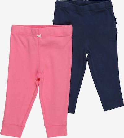 Carter's Püksid 'Navy Pants' meresinine / roosa, Tootevaade