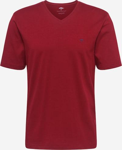 FYNCH-HATTON Shirt in de kleur Wijnrood, Productweergave