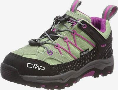 CMP Schuh 'Rigel' in hellgrün / lila / schwarz, Produktansicht