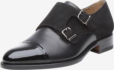 SHOEPASSION Schnallenschuhe 'No. 1109' in schwarz, Produktansicht
