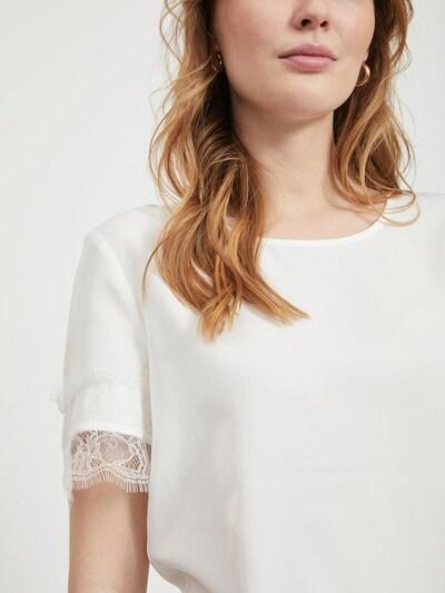OBJECT Bluza u bijela: Prednji pogled