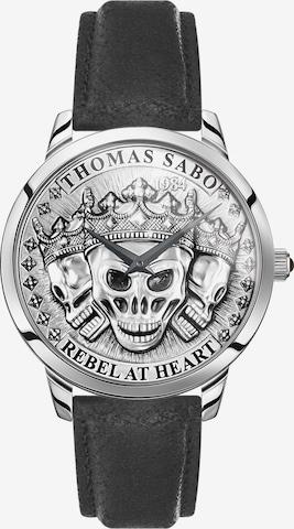 Thomas Sabo Uhr in Schwarz
