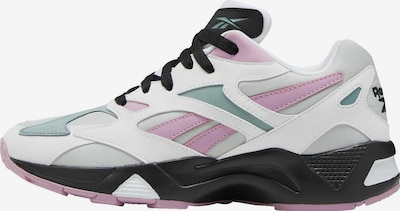 Reebok Classics Sneaker in pastellgrün / rosa / weiß, Produktansicht