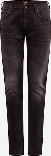 Jeans 'Luke' Lee pe denim negru, Vizualizare produs