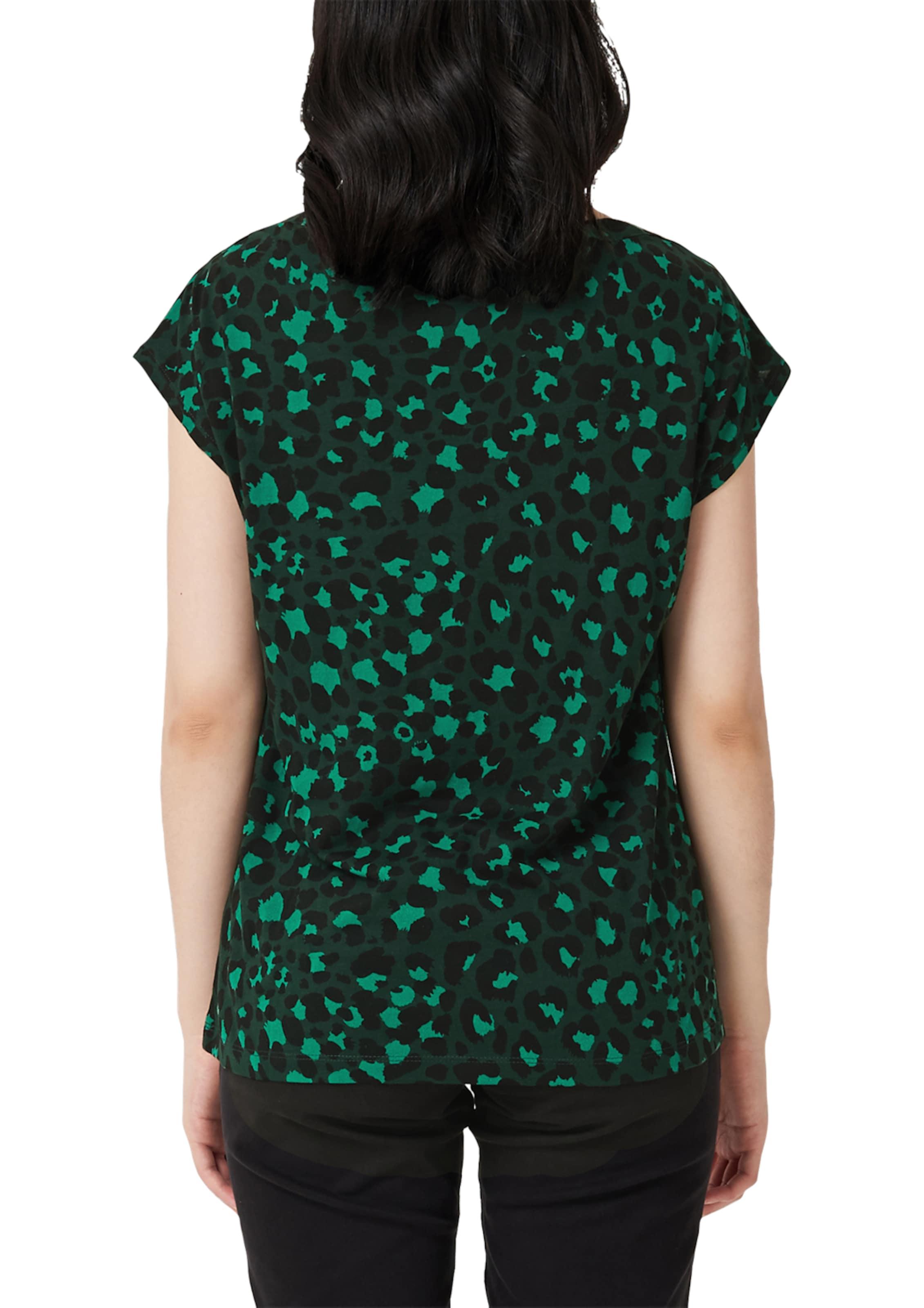 oliver Schwarz GrünDunkelgrün T S shirt In EDH2WI9Y