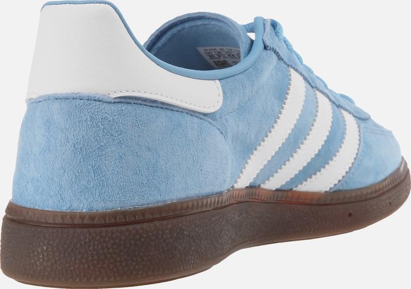 ClairBlanc Bleu Adidas Originals Basses Spzl' En 'handball Baskets BtrxQhCsd
