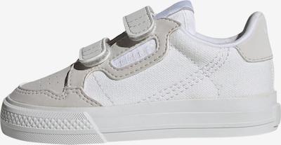 ADIDAS ORIGINALS Baskets 'Continental Vulc' en blanc cassé / blanc naturel, Vue avec produit