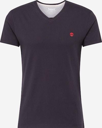TIMBERLAND Tričko - čierna melírovaná, Produkt