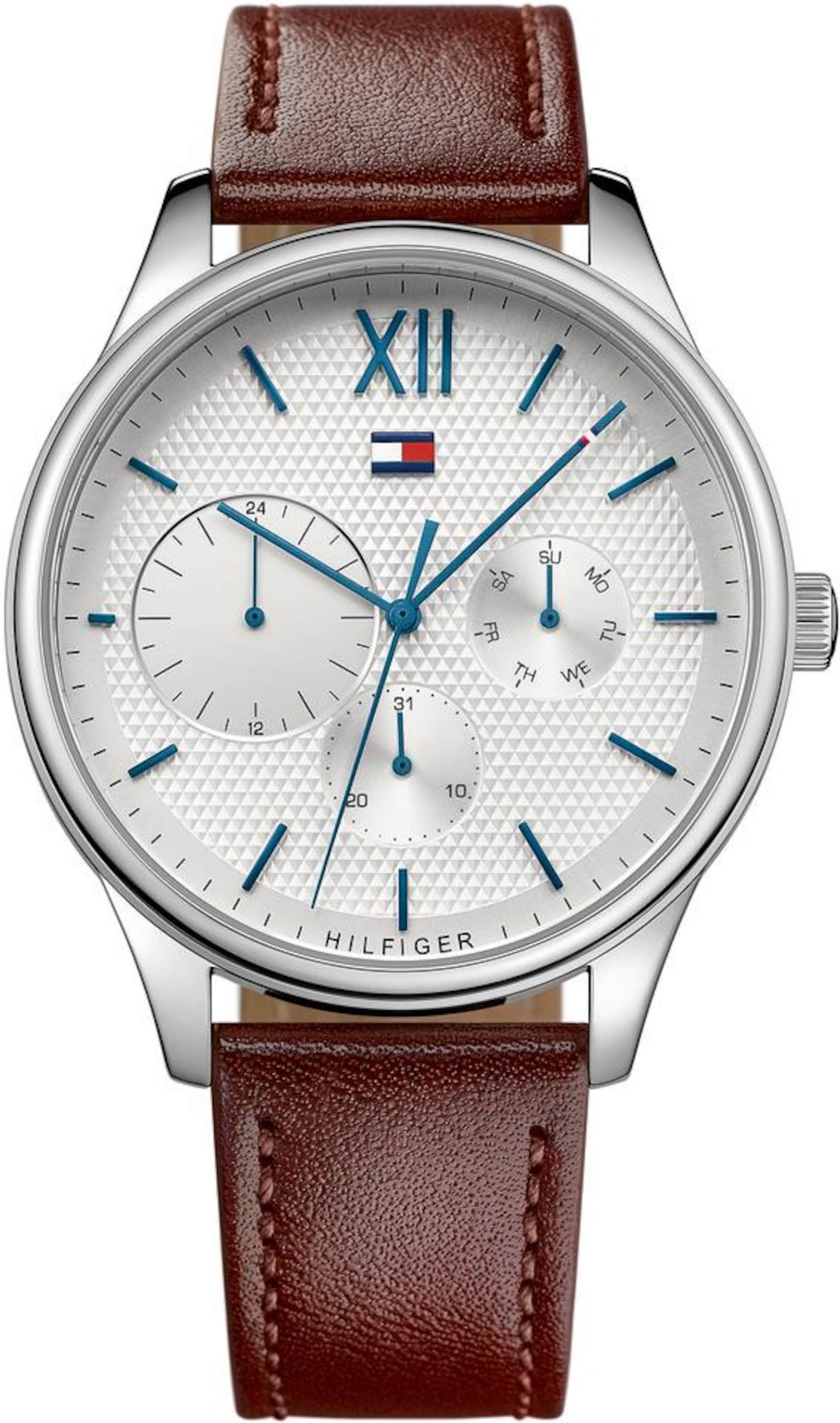 TOMMY HILFIGER Multifunktionsuhr 'Sophisticated Sport, 1791418'