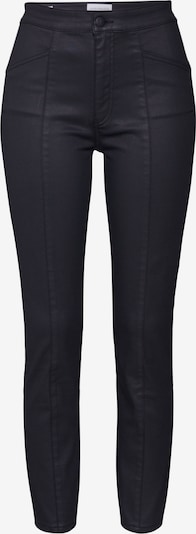 Calvin Klein Jeans Jeans 'SEAMED HIGH RISE SKINNY ANKLE' in de kleur Black denim, Productweergave