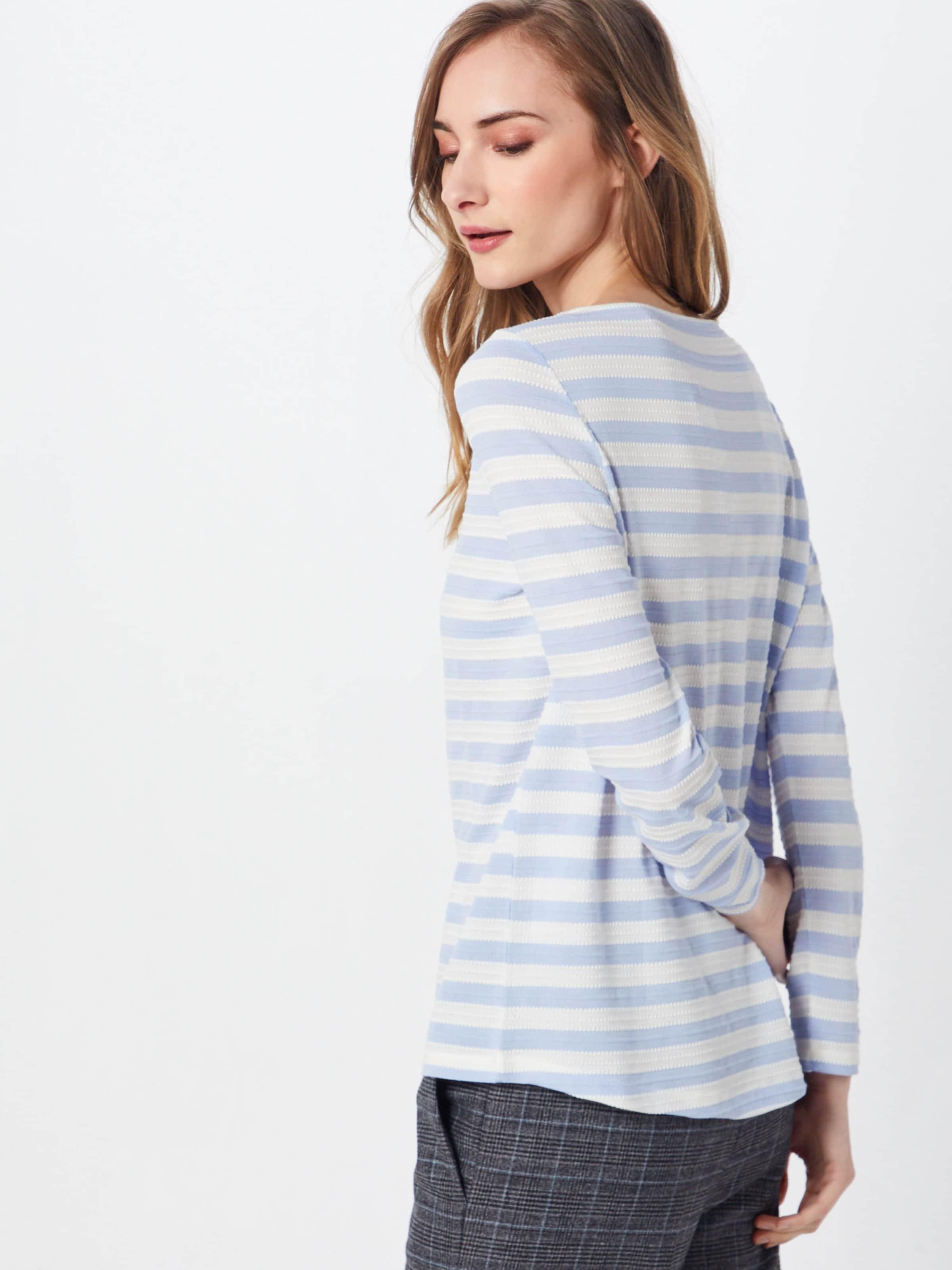 HellblauWeiß Shirt 'streifenshirt' S Label In oliver Red 7Ybfg6y
