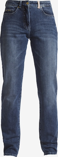LauRie Jeans in blue denim / puder, Produktansicht