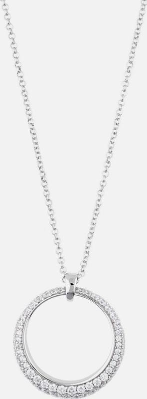 ESPRIT Halskette 'Delia' mit kreisrundem Anhänger