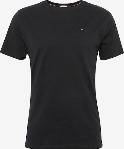 Tommy Jeans Shirt in de kleur Zwart, Productweergave