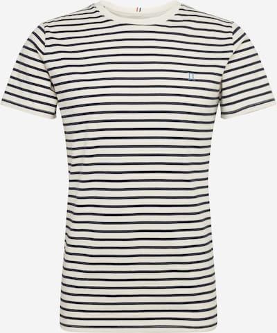 Les Deux T-Shirt 'Sailor Stripe T-Shirt' in beige / nachtblau, Produktansicht