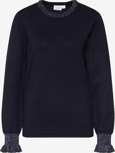 SAINT TROPEZ Pullover in schwarz, Produktansicht