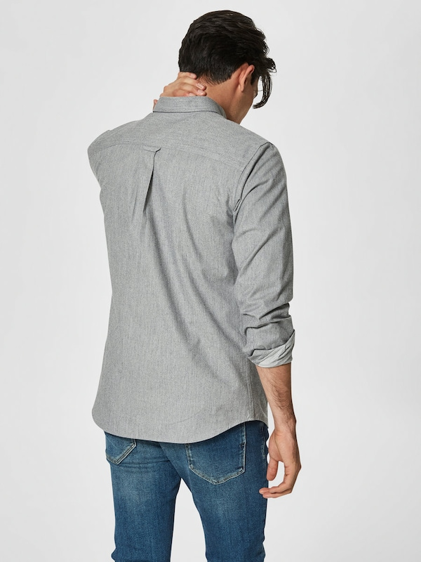SELECTED HOMME Kariertes Langarmhemd