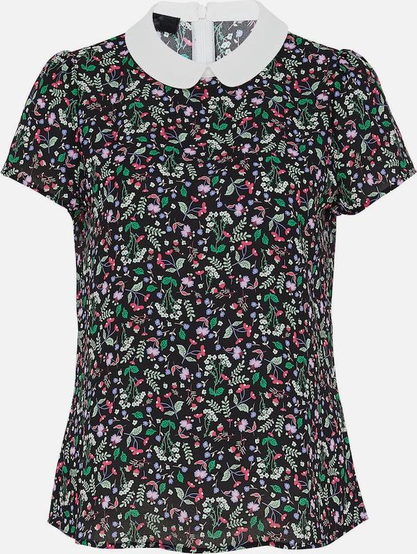 HALLHUBER Bubikragen-Shirt in Colour-Blocking
