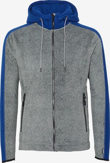 Jachetă  fleece funcțională 'PANORAMA' CHIEMSEE pe albastru / gri deschis, Vizualizare produs