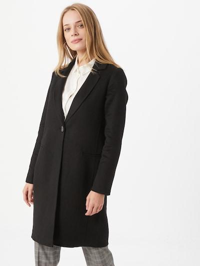 ONLY Ανοιξιάτικο και φθινοπωρινό παλτό 'Milano' σε μαύρο, Άποψη μοντέλου