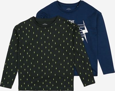 NAME IT Majica u mornarsko plava / tamno zelena, Pregled proizvoda