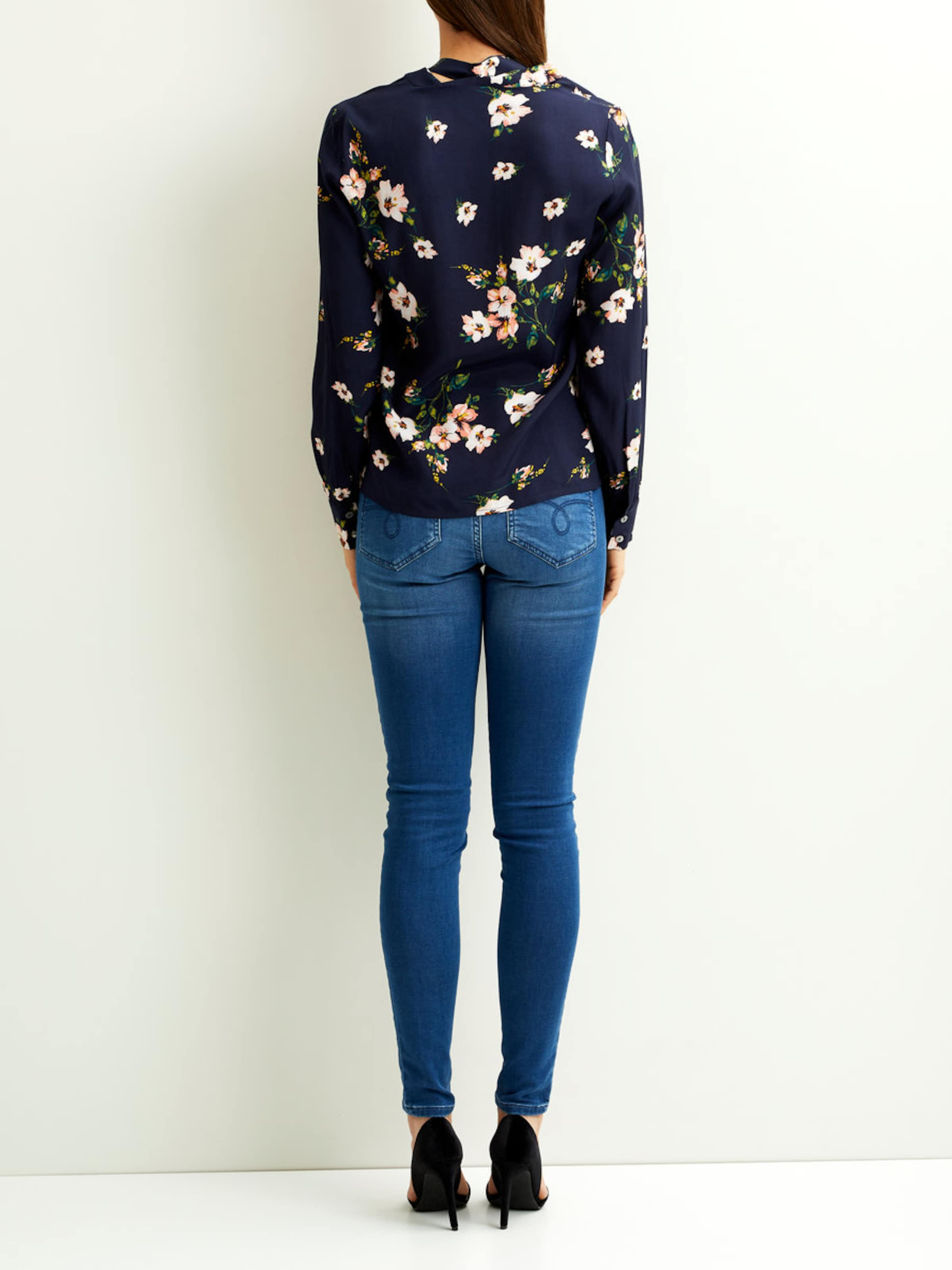 OBJECT Blumenmuster Hemd Werksverkauf KtIscUysE